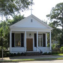Historic St. Peter's Church located downtown Beaufort